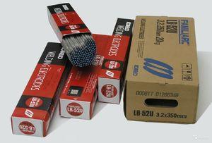 Электроды лб 52 технические характеристики
