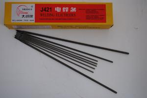 Характеристика японских электродов LB-52U