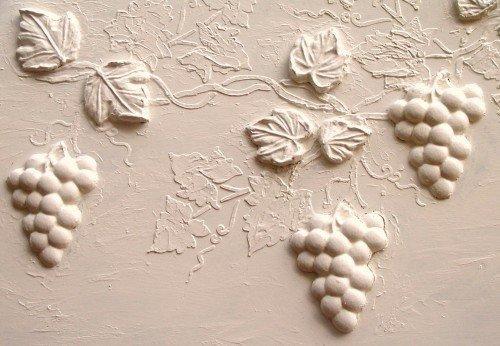 Фактурная краска для стен: фасадная и для внутренней отделки 87