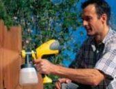 Фото - Краскопульт для водоэмульсионной краски – типы и их особенности