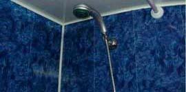 Фото - Отделка ванной комнаты панелями ПВХ – как создать красивую и долговечную облицовку