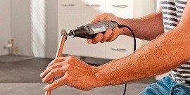 Многофункциональный инструмент в домашней мастерской