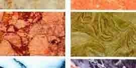 Искусственный мрамор своими руками – имитация камня
