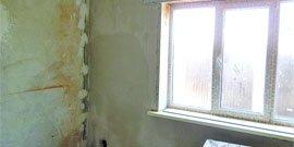 Штукатурка и выравнивание стен