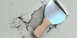 Как снять штукатурку со стены или «ломать – не строить»