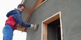 Отделка фасадов штукатуркой – защита и украшение вашего дома