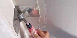 Как сделать ровные углы при штукатурке стен, внутренние и внешние?