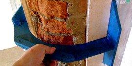 Как закруглить угол стены – практическое решение задачи