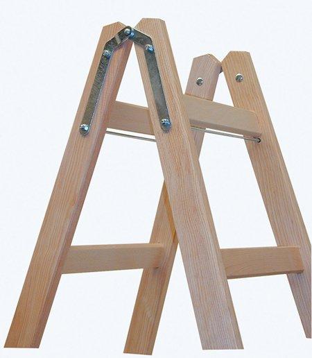 Как сделать лестницу своими руками садовом