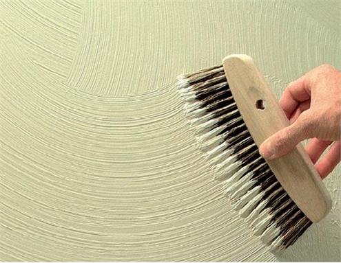 Способы нанесение декоративной штукатурки своими руками