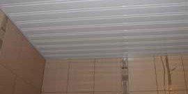 Сайдинг на потолок как необычная и долговечная отделка
