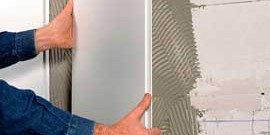 Клей для ПВХ панелей или как быстро и надёжно закрепить облицовку?