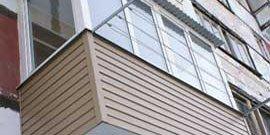 Как обшить балкон сайдингом своими руками – тонкости процесса