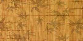 Поклейка бамбуковых обоев – как провести и какой клей использовать?