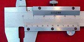Фото - Штангенциркуль – как измерить предмет за минуту?