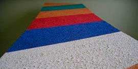 Текстурная краска для стен – «неповторимый» ремонт