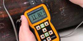 Ультразвуковой толщиномер – выбираем оптимальный инструмент