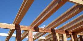 Устройство деревянного перекрытия между этажами – высокий дом своими руками