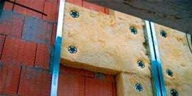 Как утеплить фасад дома минватой – делаем надежную «шубу»
