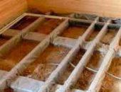 Фото - Утепляем пол в деревянном доме своими руками