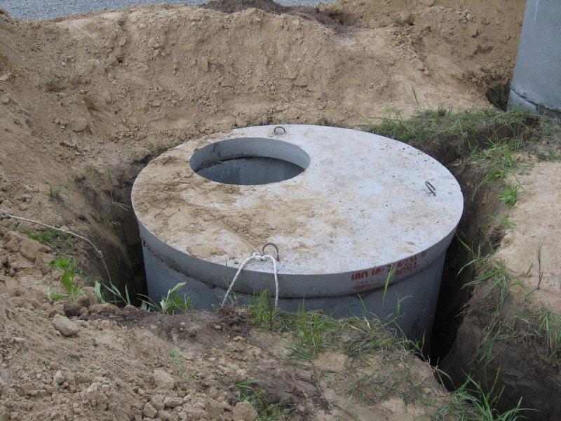 Бетонная крышка для канализации своими руками