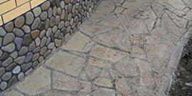 Облицовка фундамента плиткой и другими материалами – ремонтные варианты