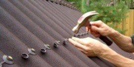 Как крепить профнастил на крыше – самостоятельный монтаж металлической кровли