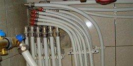 Полипропиленовые трубы и их размеры – достойная замена стали?