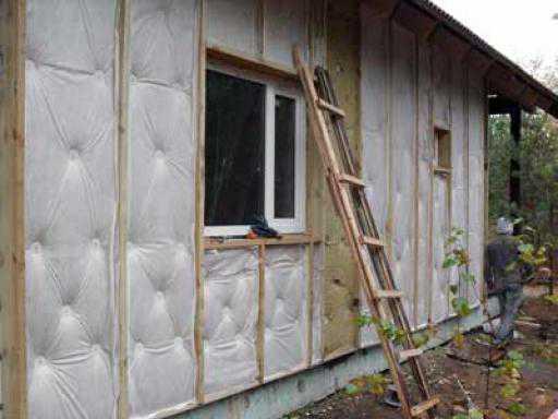 Панельном в доме стены гидроизоляция