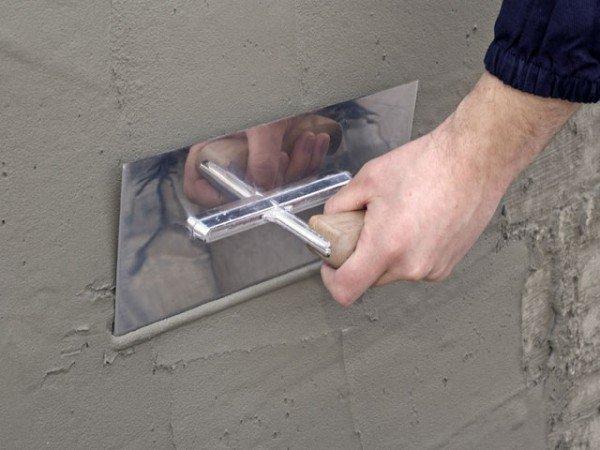 Как правильно штукатурить стены шпаклевка стен своими руками