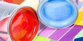 Колеровка краски своими руками – радуга к вашим услугам