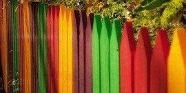 Краска для забора – на каждую поверхность свой состав!