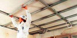 Монтаж панелей ПВХ на потолок – все тонкости процесса в одной статье