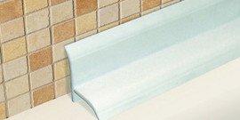 Бордюр для ванной – от простого к сложному!