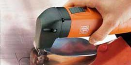 Электрические ножницы – режем металл, как по маслу!