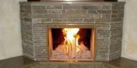Огнеупорная плитка для печи – как уникально декорировать конструкцию?