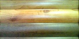 Фото - Сайдинг под бревно – металлическая прочность деревянной эстетики