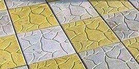 Краска для тротуарной плитки – делаем мир ярче!