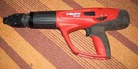 Пороховой монтажный пистолет – крепеж без страха и упрека