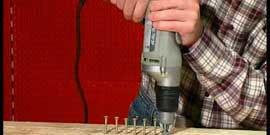 Сетевой шуруповерт – как преобразовать свой инструмент?