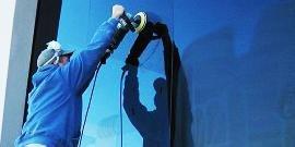 Как убрать царапины со стекла без ущерба для хрупкой поверхности?