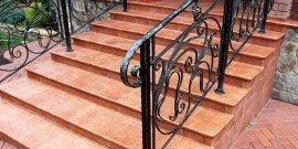 Плитка для ступеней на улице – выбор, подготовка и безопасная облицовка