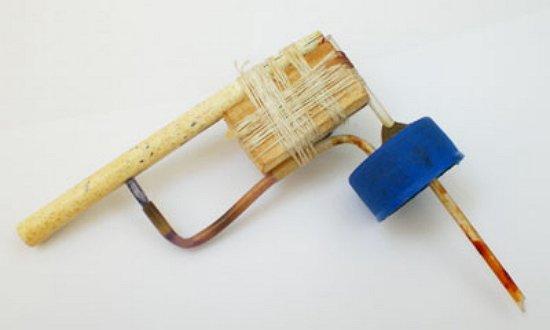 Простой пульверизатор для краски своими руками