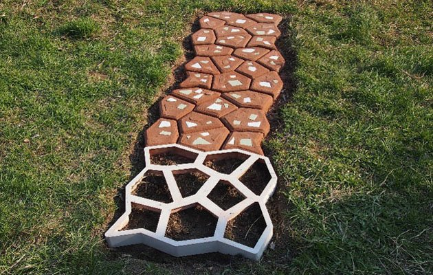 Виды производства тротуарной плитки