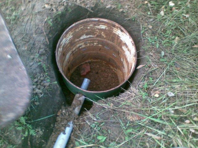 Как сделать простую канализацию в бане