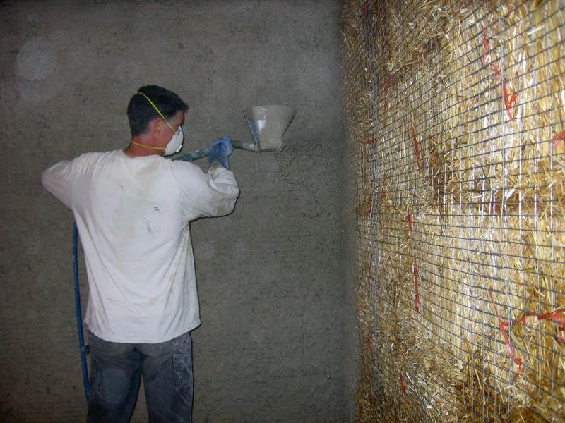 оштукатуривание стен своими руками цементным раствором