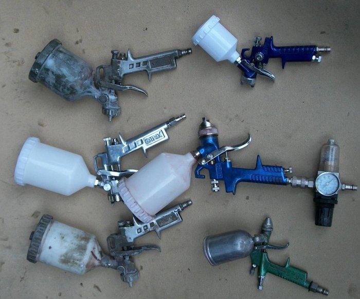 Как сделать влагоотделитель для компрессора своими руками