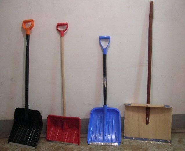 Сделать лопату для снега своими руками фото фото 203