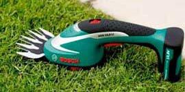 Аккумуляторные ножницы – от стрижки травы до работы по металлу