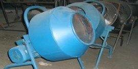 Бетономешалка гравитационного типа